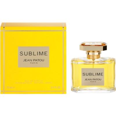 Jean Patou Sublime парфумована вода для жінок