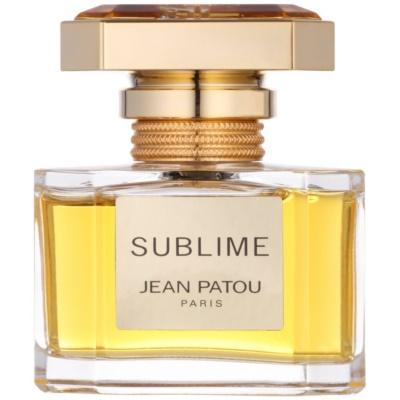 Jean Patou Sublime Eau de Toillete για γυναίκες
