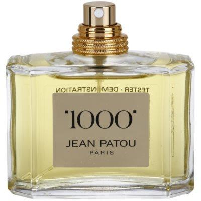 Jean Patou 1000 тоалетна вода тестер за жени