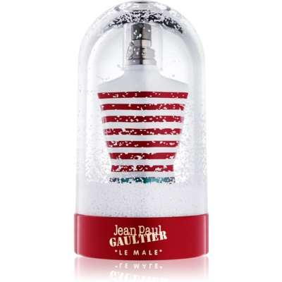 Jean Paul Gaultier Le Male Christmas Collector Edition 2017 eau de toilette per uomo  edizione limitata