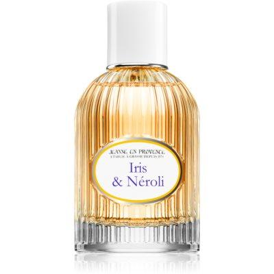 Jeanne en Provence Iris & Néroli eau de parfum hölgyeknek 100 ml
