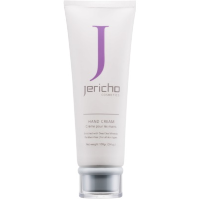 Jericho Body Care Hand Cream With Minerals From The Dead Sea