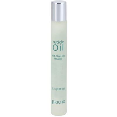 Jericho Body Care Öl für gesunde Nagelhaut und Fingernägel mit Mineralien aus dem Toten Meer