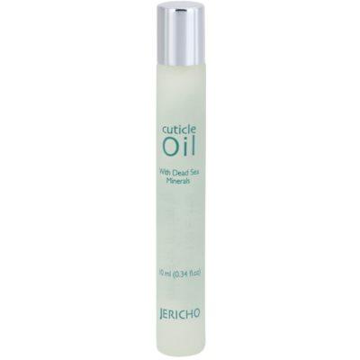 aceite para cutículas y uñas saludables con minerales del Mar Muerto