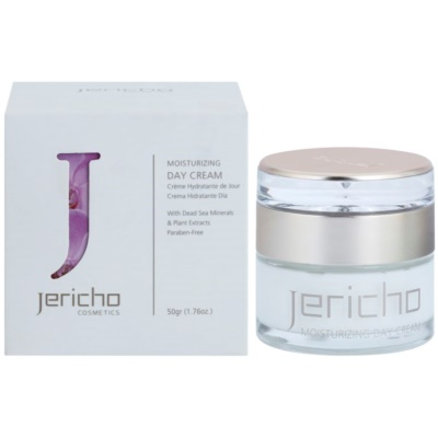 Jericho Face Care Moisturizing Day Cream