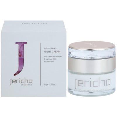 Jericho Face Care Nourishing Night Cream