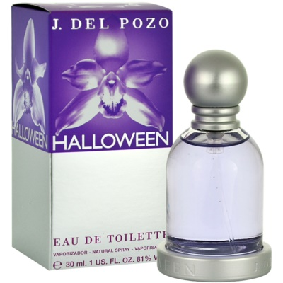 Jesus Del Pozo Halloween Eau de Toilette for Women