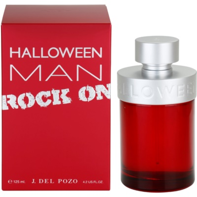 Jesus Del Pozo Halloween Man Rock On Eau de Toilette für Herren