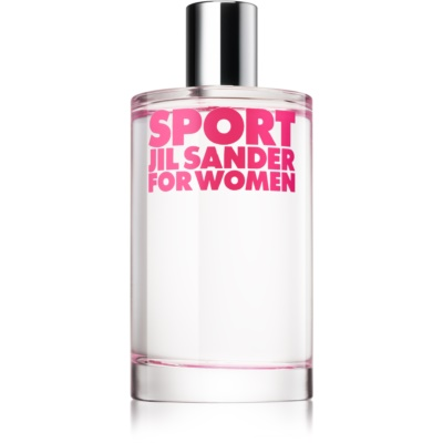 Jil Sander Sport for Women eau de toilette per donna
