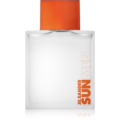 Jil Sander Sun for Men Eau de Toilette voor Mannen