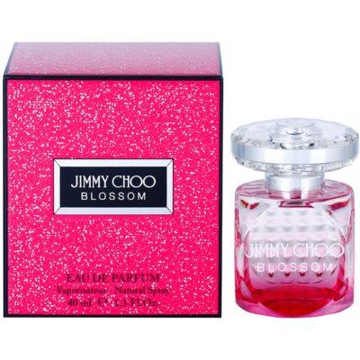Jimmy Choo Blossom parfémovaná voda pro ženy