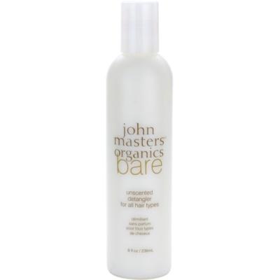 Conditioner für alle Haartypen Nicht parfümiert