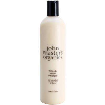 John Masters Organics Citrus & Neroli Conditioner for Normal to Fine Hair