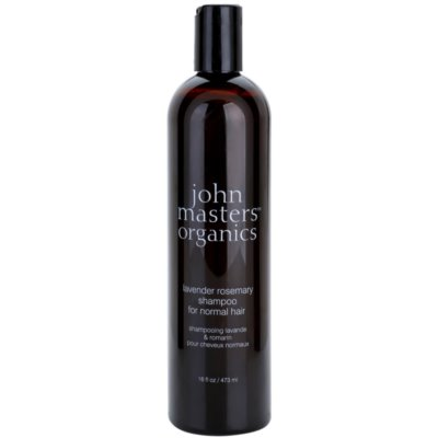 John Masters Organics Lavender Rosemary σαμπουάν για κανονικά μαλλιά