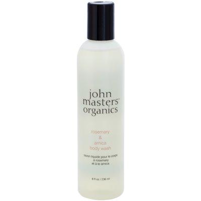 sprchový gel s povzbuzujícím účinkem
