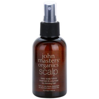 spray para favorecer el crecimiento sano del cabello desde las raíces
