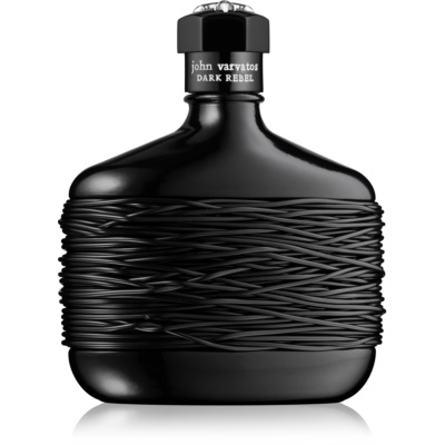 John Varvatos Dark Rebel Eau de Toilette for Men 125 ml