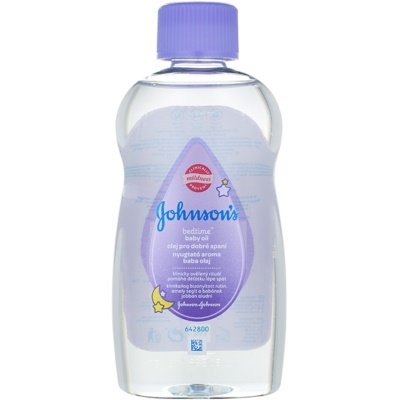 Johnson's Baby Bedtime huile pour un sommeil tranquille