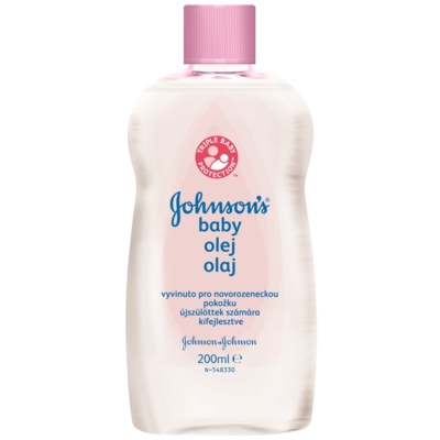 Johnson's Baby Care óleo