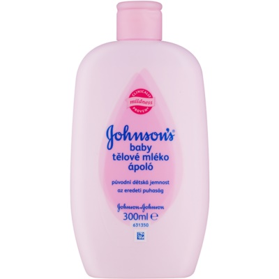 Johnson's Baby Care telové mlieko