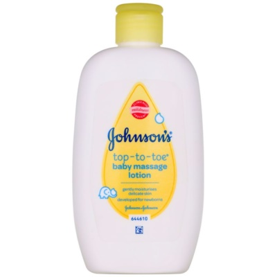 Johnson's Baby Top-to-Toe Massage Body Lotion for Kids