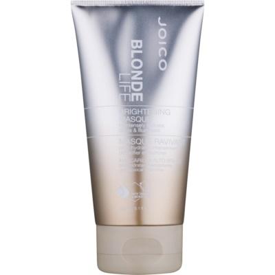 aufhellende Hautmaske für intensive Hydratisierung