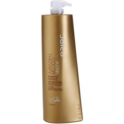 šampon pro poškozené barvené vlasy