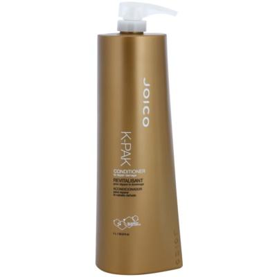 kondicionér pro poškozené, chemicky ošetřené vlasy