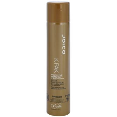 spray de proteção para fixação e brilho
