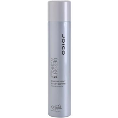 sprej pro finální úpravu vlasů střední zpevnění