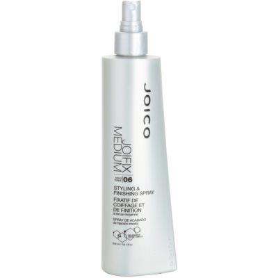 spray fixação média