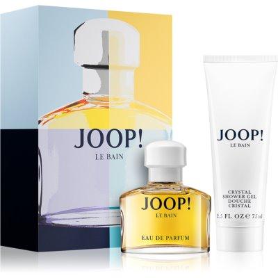 Joop! Le Bain darilni set II.  parfumska voda 40 ml + gel za prhanje 75 ml