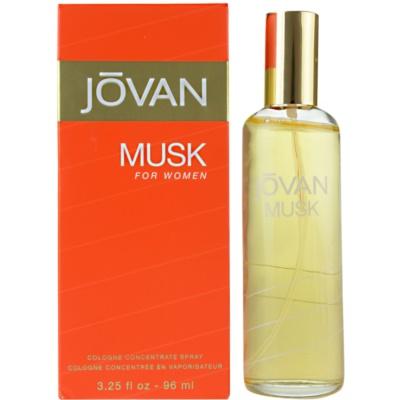 Jovan Musk Κολώνια για γυναίκες