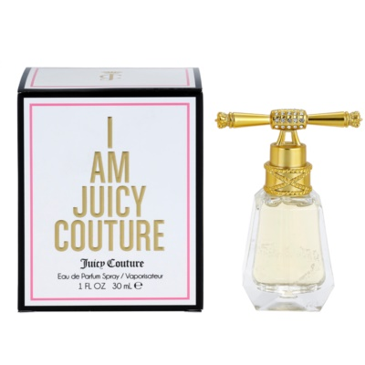 Juicy Couture I Am Juicy Couture eau de parfum per donna
