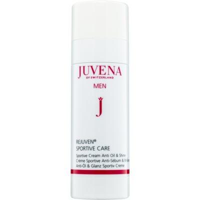 leichte Gesichtscreme für fettige Haut