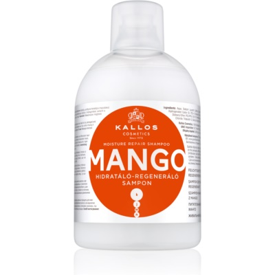 hydratisierendes Shampoo für trockenes, beschädigtes und gefärbtes Haar