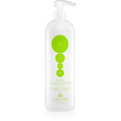 šampon za suhe in poškodovane lase