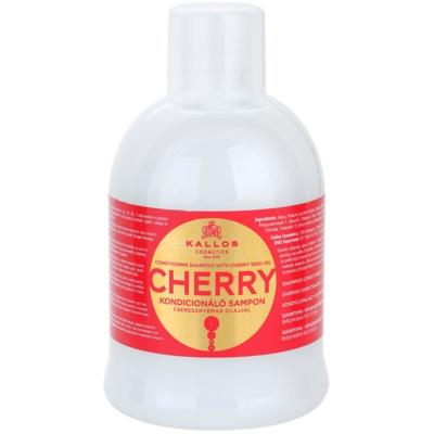 hydratačný šampón pre suché a poškodené vlasy