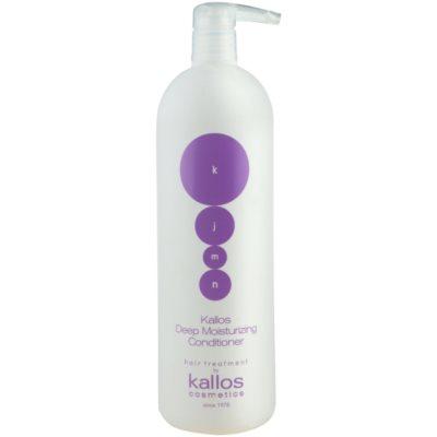 feuchtigkeitsspendender Conditioner für trockenes und beschädigtes Haar