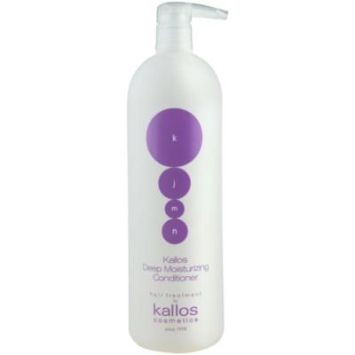 hydratačný kondicionér pre suché a poškodené vlasy