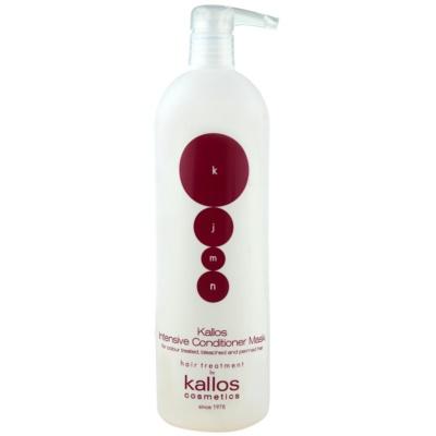 intenzivní kondicionér pro barvené vlasy