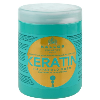 Mask With Keratin