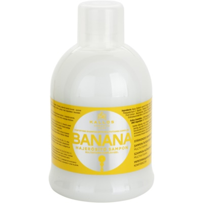 posilující šampon s multivitamínovým komplexem