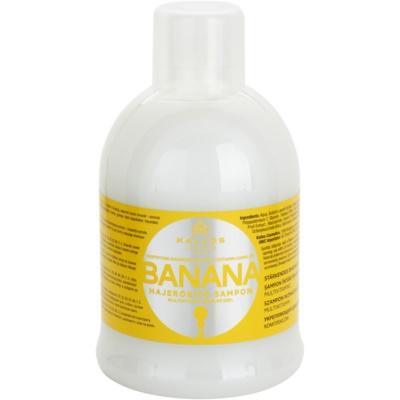 stärkendes Shampoo mit Multivitamin-Komplex