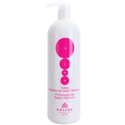 nährendes Shampoo zur Erneuerung und Stärkung der Haare