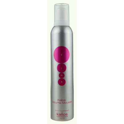 Styling Mousse with Volume Effect