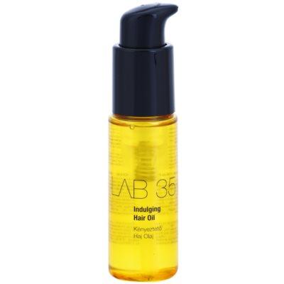 hranilno olje za lase