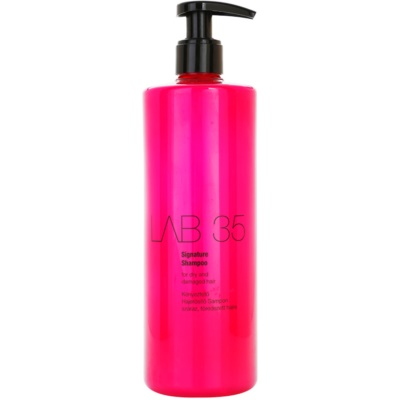 Regenerating Shampoo for Dry and Damaged Hair
