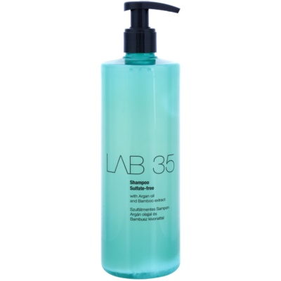 Shampoo Sulfate and Paraben Free