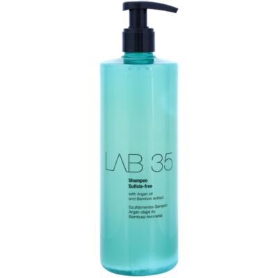 šampon brez sulfatov in parabenov